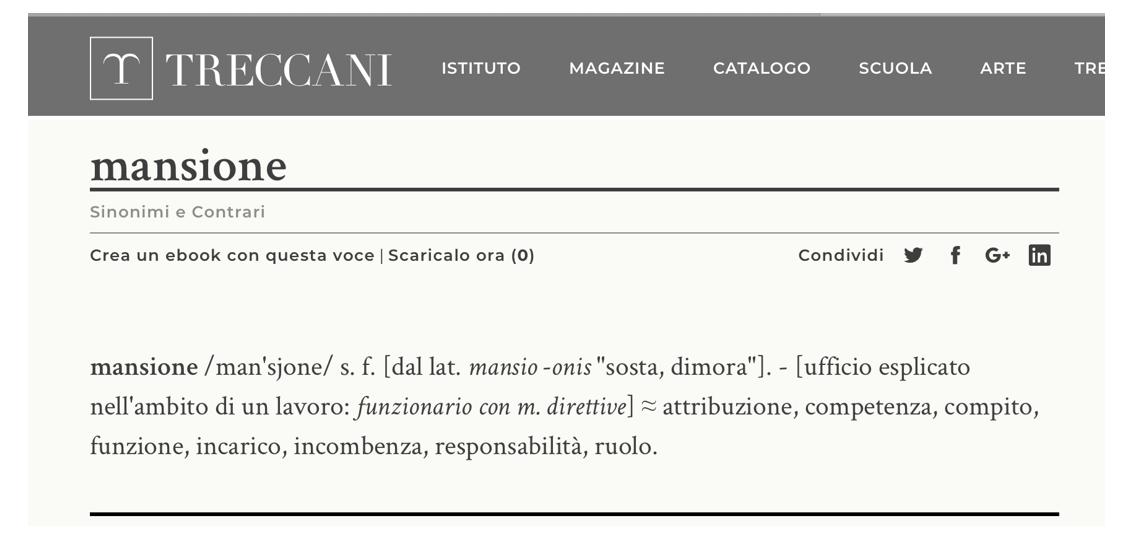 L'AADI analizza l'elaborato sul demansionamento dell'OPI Torino: precisazioni tecnico-giuridiche 1