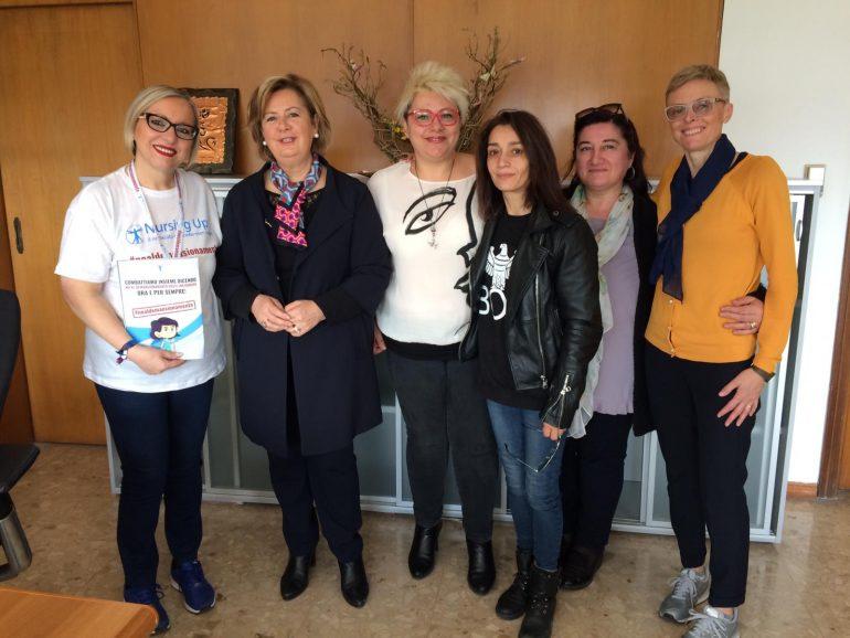 Abruzzo: gli infermieri del Nursing Up ricevuti dall'assessore per approfondire il tema del demansionamento