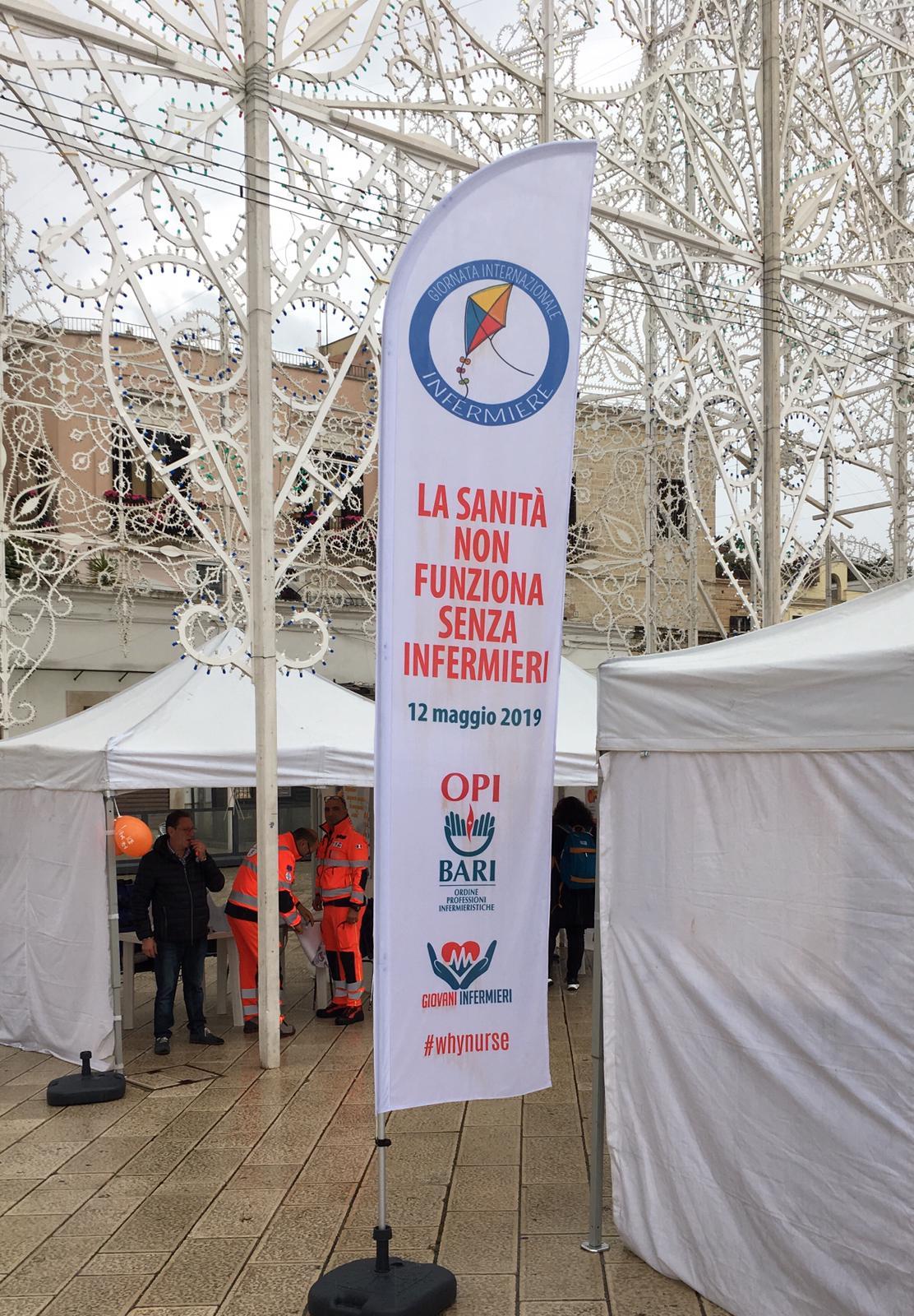 Celebrazioni in tutta Italia per la Giornata Internazionale degli Infermieri