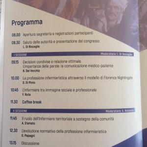 Evento ECM: L'ASSISTENZA INFERMIERISTICA DAL MODELLO DI FLORENCE NIGHTINGALE AD OGGI 1