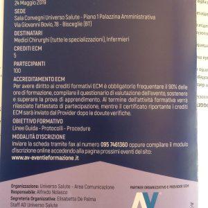 Evento ECM: L'ASSISTENZA INFERMIERISTICA DAL MODELLO DI FLORENCE NIGHTINGALE AD OGGI 2
