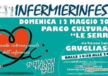 """""""Infermierinfesta"""": Opi Torino celebra la Giornata internazionale dell'infermiere"""