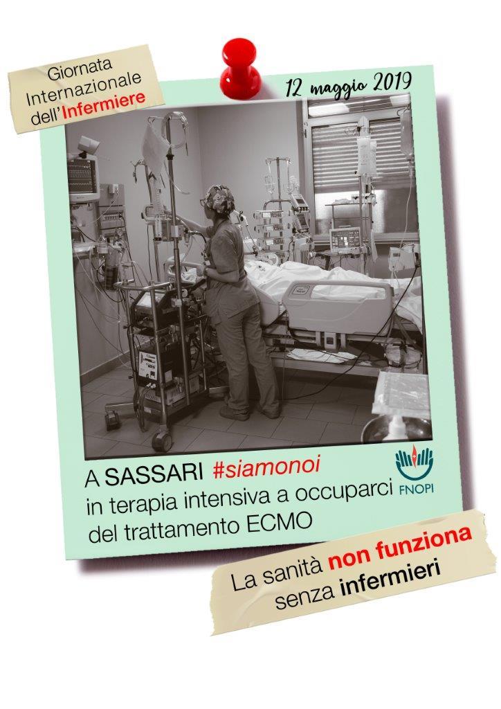 """""""La sanità non funziona senza infermieri"""" è lo slogan per le celebrazioni del 12 maggio"""