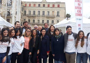 L'Opi Bari celebra la Giornata Internazionale dell'Internazionale in piazza del Ferrarese