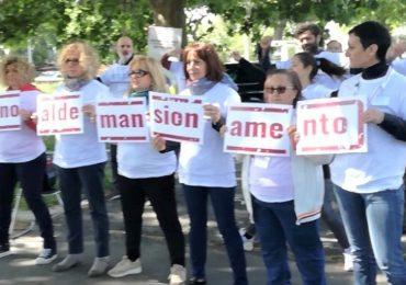 No al demansionamento: presidi di protesta degli infermieri Nursing Up in 10 regioni 2
