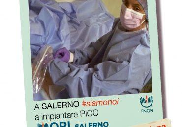 """Opi Salerno celebra la """"Giornata Internazionale dell'Infermiere"""" con un evento formativo"""