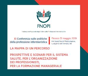 Politiche della professione infermieristica, domani la Conferenza nazionale