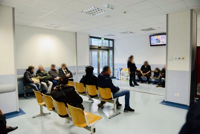 Visite specialistiche ambulatoriali: chi no