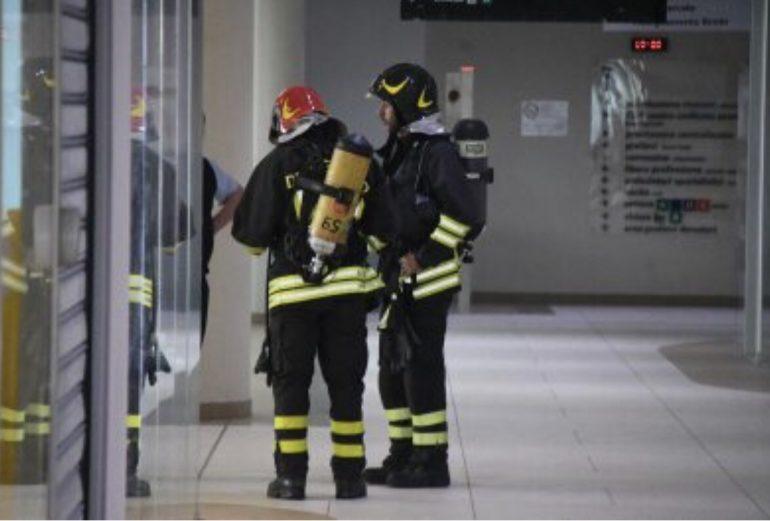 Osp. San Gerardo di Monza: evacuati pazienti e operatori sanitari dei reparti della palazzina centrale