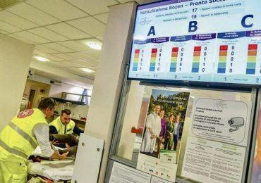 Bolzano: multe di 35 euro a chi utilizzerà il PS impropriamente a partire da luglio