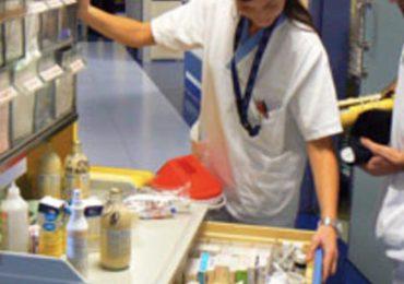 Ogni infermiere trascorre fino a 40 ore al mese alla ricerca di farmaci o materiali in corsia