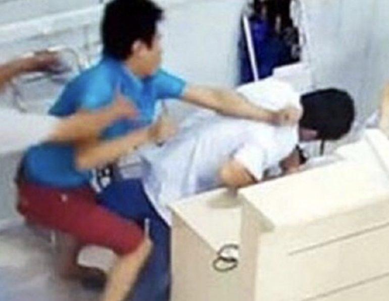 P.S. Rimini: paziente frattura setto nasale a infermiere durante prelievo ematico