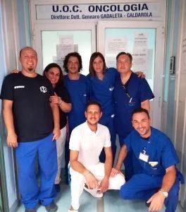 """Barletta, """"All'Oncologia medica del Dimiccoli siamo garanti del patrimonio venoso della persona"""""""