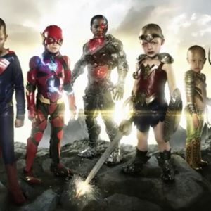 I bambini gravemente malati diventano supereroi per un giorno grazie ad un famoso fotografo 1