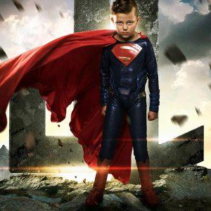I bambini gravemente malati diventano supereroi per un giorno grazie ad un famoso fotografo 2