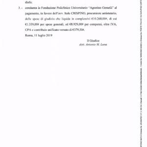 I sindacati: la sentenza ADI è un falso 2