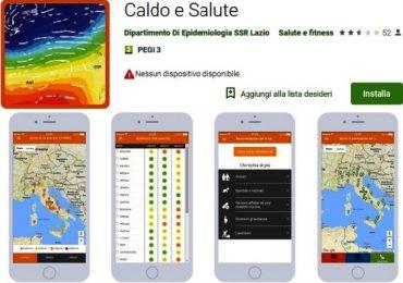 Ondate di calore: un'app e il numero 1500 per aiutare i soggetti  rischio