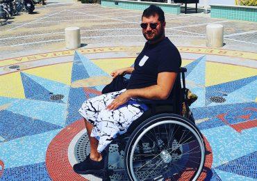 Una protesi da € 82.000 per tornare ad essere infermiere: al via la raccolta fondi per Daniele Terenzi