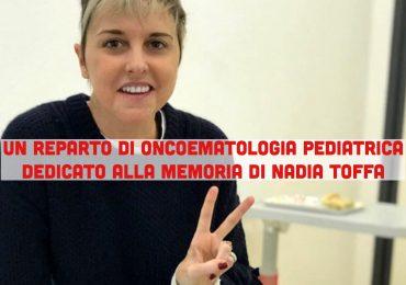 Un reparto di oncoematologia pediatrica dedicato alla memoria di Nadia Toffa: al via la petizione online