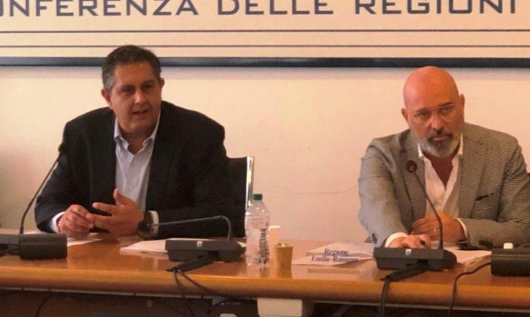 Bonaccini e Lanzarin presidenti di Aifa (pro tempore) e Agenas 1