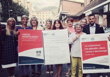 OPI Massa Carrara e OPI La Spezia discutono su contenzione e implicazioni deontologiche 2
