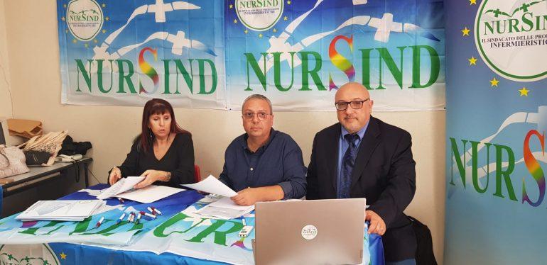 "Asl Toscana Sud Est, Nursind ""graduatorie e mobilità di infermieri ferme, mentre si moltiplicano i quadri"""
