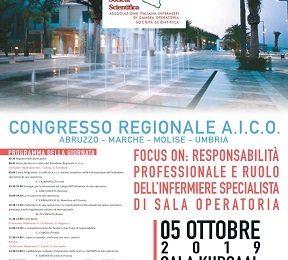 Focus on: responsabilità professionale e ruolo dell'infermiere specialista di sala operatoria