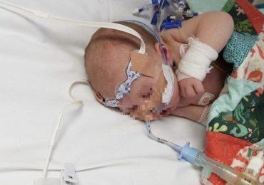 Il cuore di una neonata batte ad oltre 320 bpm, salvata in ospedale grazie al Diving Reflex 1