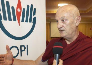 """Cesare Milani, monaco buddista: """"Ogni identità religiosa nelle cure in ospedale va rispettata"""""""