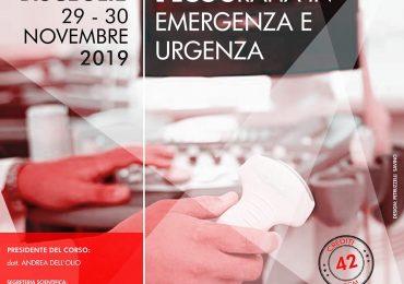 """Evento ECM OPI BAT/ CNAI BAT """"Ecografia in Emergenza/Urgenza"""""""