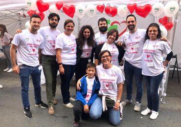 Giornata mondiale del cuore: i giovani infermieri di Opi Torino in prima fila