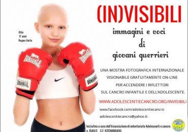 """""""(IN)VINCIBILI - Immagini e voci di giovani guerrieri"""""""