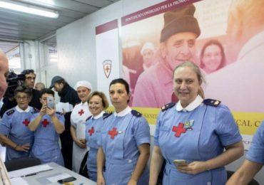 Vaticano: al via il mini-ospedale per curare gratuitamente migranti, clochard e bisognosi 1