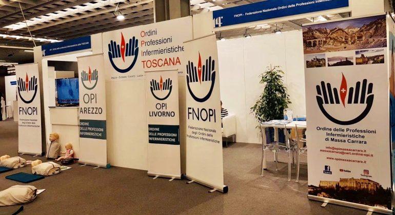 Competenze e infungibilità della professione infermieristica. Opi Massa Carrara presente al 14esimo Forum Risk Management