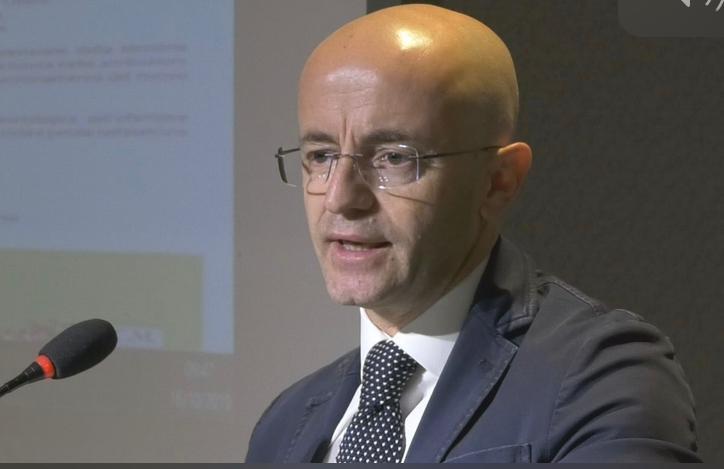 Giancarlo Cicolini primo infermiere ricercatore presso l'Università degli Studi di Bari