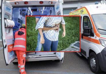 Rischia il soffocamento in pizzeria, infermiere fuori servizio gli salva la vita