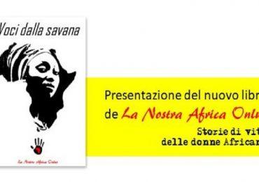 """""""Voci dalla Savana"""": il nuovo libro dell'associazione La Nostra Africa Onlus"""