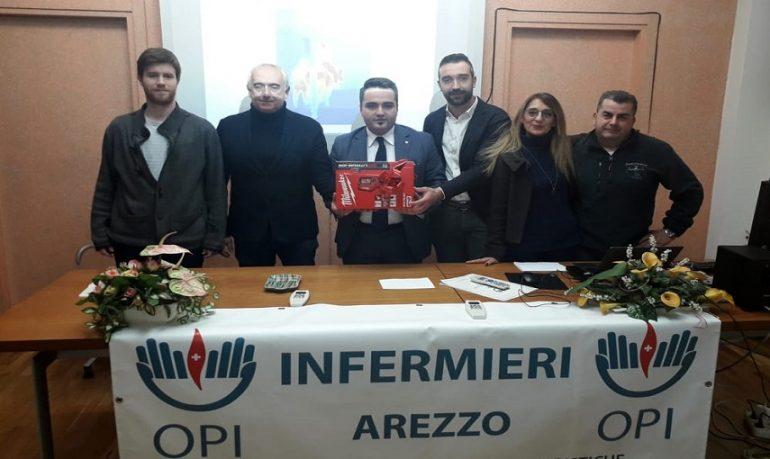 Ippoterapia, Opi Arezzo dona un termografo