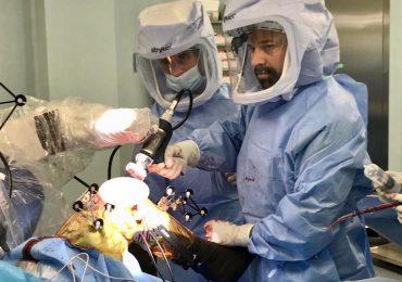 La chirurgia robotica: una nuova frontiera tecnologica al servizio del chirurgo 3