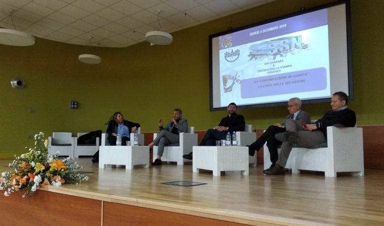 """""""La comunicazione in sanità: La cura della relazione"""", seminario tra giornalisti infermieri"""