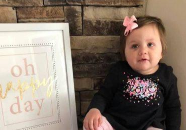 La forza della piccola Molly: sopravvissuta a 15 mesi di cure estenuanti per un neuroblastoma al quarto stadio