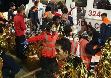 Naufragio di Lampedusa: la testimonianza di un infermiere che ha partecipato ai soccorsi 5
