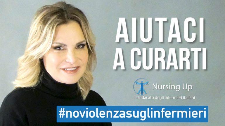 Nursing Up: Simona Ventura ambasciatrice per la campagna contro la violenza sugli infermieri