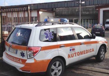 Paziente del P.S. ruba automedica del 118 per andare a comprare le sigarette: fermato dai Carabinieri