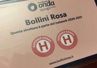 Salute femminile, 335 ospedali premiati con i Bollini Rosa
