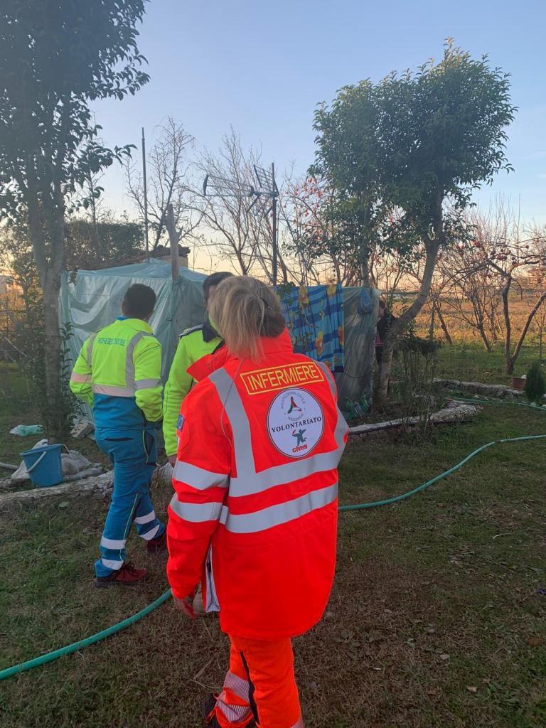 Terremoto in Albania: arrivano gli infermieri del Cives con Misericordie d'Italia 1