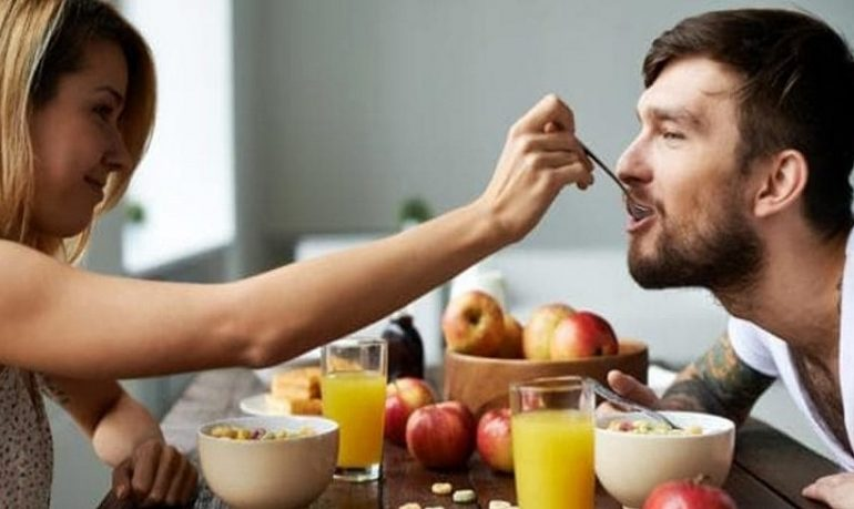 Alimentazione: come il cibo influenza la qualità degli spermatozoi