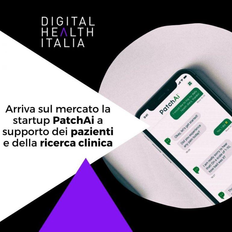 Arriva sul mercato PatchAi: una startup a supporto dei pazienti e della ricerca clinica 1