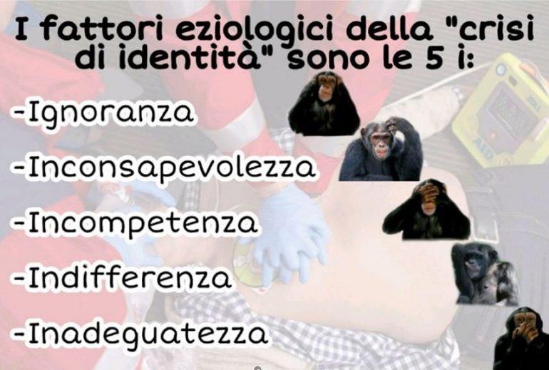 """Infermieri In Cambiamento: le 5 """"I"""" della crisi d'identità"""