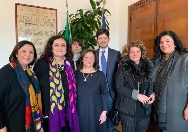 """La FNOPO incontra il ministro Speranza """"ostetriche/i anche negli studi dei medici di Medicina Generale e pediatri"""""""